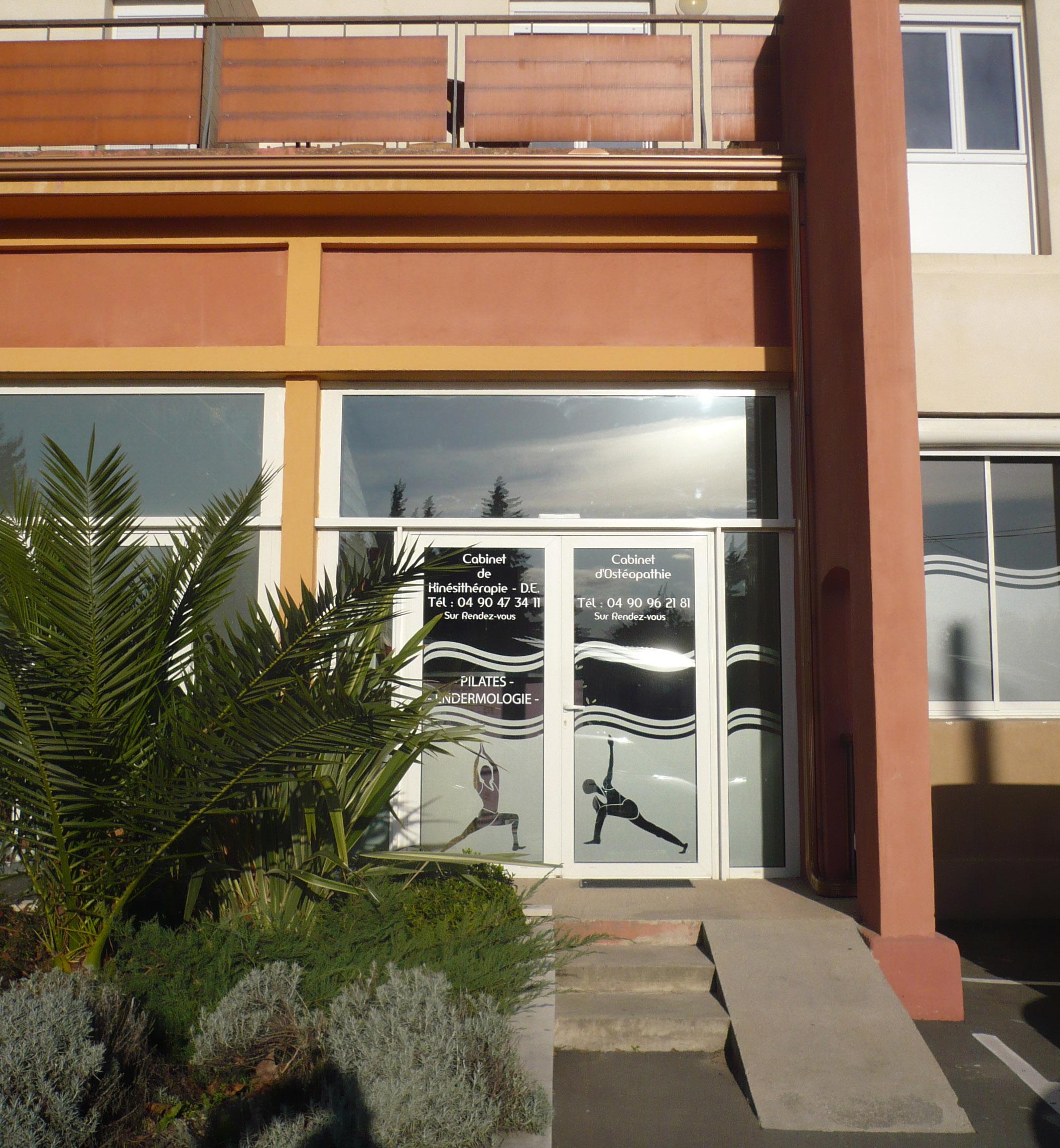 Cabinet d'Osteopathie-kinesiterapie-cours de pilates Arles - pierre jean rivaud
